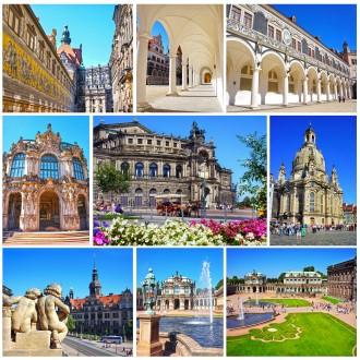 sehenswürdigkeiten dresden karte Dresden Sehenswürdigkeiten mit Adresse und Öffnungszeiten
