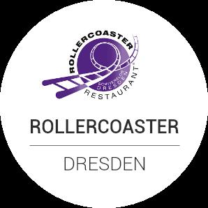 Rollercoaster Dresden Logo